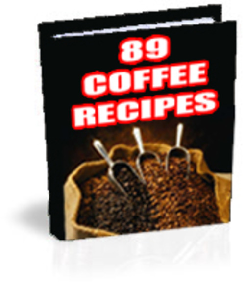 Product picture 89 Tasty Coffee Recipes