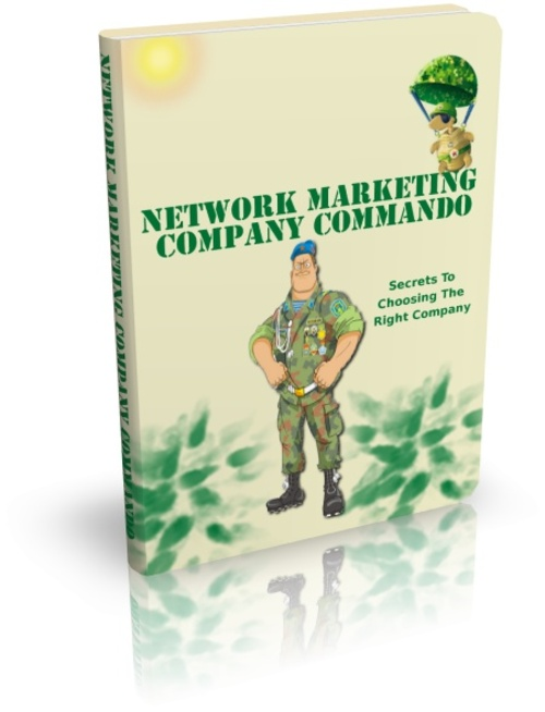 Product picture Network Marketing Company Commando